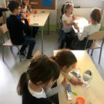 Embassy International School - Teeth cleaning classes January 2018 004