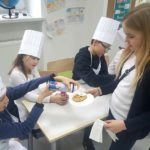 Embassy International School - Y 3&4 Pancake Day February 2018 001