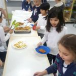 Embassy International School - Y 3&4 Pancake Day February 2018 005