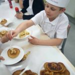 Embassy International School - Y 3&4 Pancake Day February 2018 007
