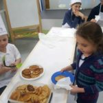 Embassy International School - Y 3&4 Pancake Day February 2018 010