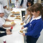 Embassy International School - Y 3&4 Pancake Day February 2018 013