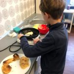 Embassy International School - Y 3&4 Pancake Day February 2018 017