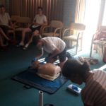 Embassy International School - First Aid course 2018 019