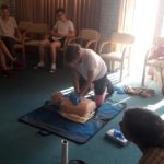 Embassy International School - First Aid course 2018 021