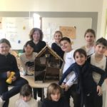 Embassy International School: Bug hotels judging00024