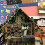 Embassy International School: Bug hotels judging00027
