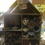 Embassy International School: Bug hotels yr 600010