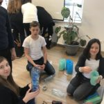 Embassy International School Sustainability week Wednesday: Plastic challenge00013
