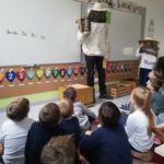 Embassy International School: Yr 1 Bees and insects00004