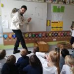 Embassy International School: Yr 1 Bees and insects00005