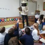 Embassy International School: Yr 1 Bees and insects00007