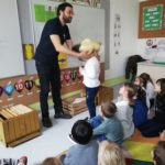 Embassy International School: Yr 1 Bees and insects00023