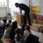 Embassy International School: Yr 1 Bees and insects00028