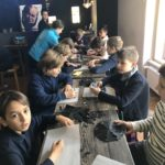 Embassy International School, Yr 5 & 6 trip to stained glass museum, May 2019-00031