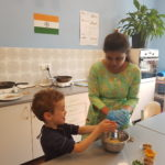 Embassy International School, International Day, Indian Cooking workshop, May 2019-00002