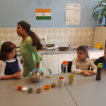 Embassy International School, International Day, Indian Cooking workshop, May 2019-00021