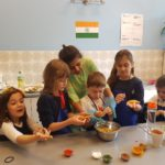 Embassy International School, International Day, Indian Cooking workshop, May 2019-00023