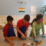Embassy International School, International Day, Indian Cooking workshop, May 2019-00026