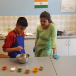 Embassy International School, International Day, Indian Cooking workshop, May 2019-00030