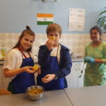 Embassy International School, International Day, Indian Cooking workshop, May 2019-00031