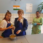 Embassy International School, International Day, Indian Cooking workshop, May 2019-00032