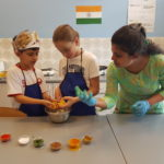Embassy International School, International Day, Indian Cooking workshop, May 2019-00036