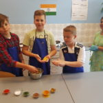 Embassy International School, International Day, Indian Cooking workshop, May 2019-00039