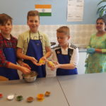 Embassy International School, International Day, Indian Cooking workshop, May 2019-00040
