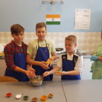 Embassy International School, International Day, Indian Cooking workshop, May 2019-00042
