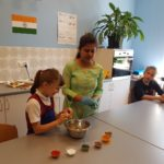 Embassy International School, International Day, Indian Cooking workshop, May 2019-00047