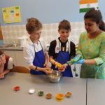 Embassy International School, International Day, Indian Cooking workshop, May 2019-00058