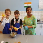 Embassy International School, International Day, Indian Cooking workshop, May 2019-00061