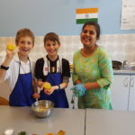 Embassy International School, International Day, Indian Cooking workshop, May 2019-00062