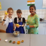 Embassy International School, International Day, Indian Cooking workshop, May 2019-00063