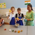 Embassy International School, International Day, Indian Cooking workshop, May 2019-00064