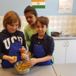 Embassy International School, International Day, Indian Cooking workshop, May 2019-00065