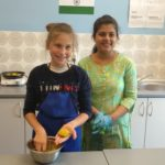 Embassy International School, International Day, Indian Cooking workshop, May 2019-00071