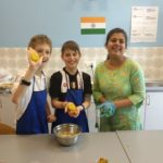 Embassy International School, International Day, Indian Cooking workshop, May 2019-00083