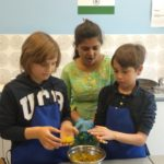 Embassy International School, International Day, Indian Cooking workshop, May 2019-00085