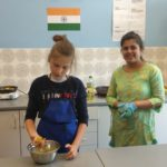 Embassy International School, International Day, Indian Cooking workshop, May 2019-00091