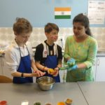 Embassy International School, International Day, Indian Cooking workshop, May 2019-00094