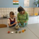 Embassy International School, International Day, Indian Cooking workshop, May 2019-00095