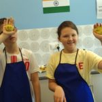 Embassy International School, International Day, Indian Cooking workshop, May 2019-00097